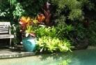 Alcomie Bali style landscaping 11