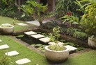 Alcomie Bali style landscaping 13