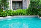 Alcomie Bali style landscaping 18