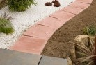 Alcomie Landscaping kerbs and edges 1